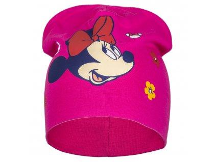 cepice MIN HAT 036 cervena