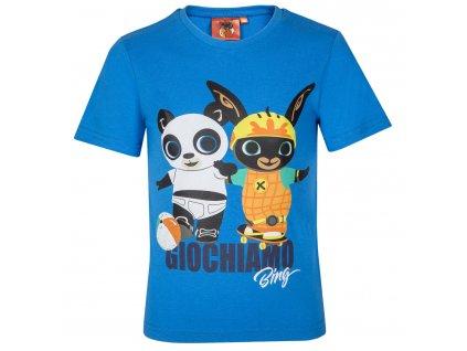 Chlapecké triko - Králíček Bing UE6761