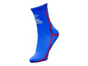 Oak socks neoprénové ponožky modré