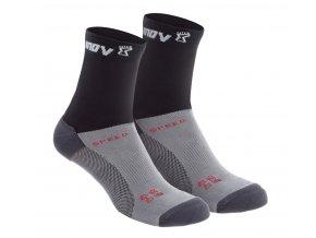 speed sock high black v02